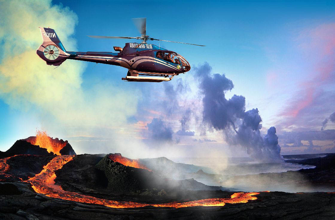 Big Island Of Hawaii Volcano Helicopter Tour