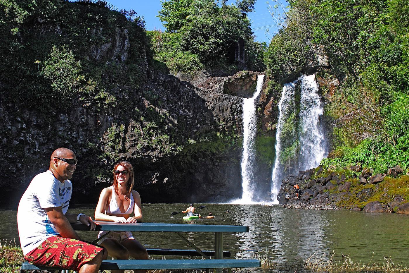 Zip and Volcano Combo   Wasabi Tours Hawaii