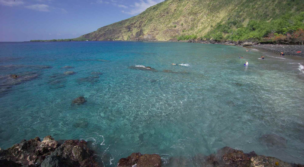 KonaFarm Kealakekua Bay Lookout