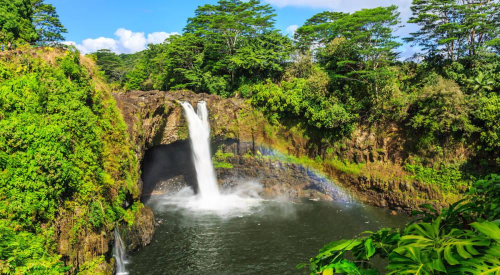 Rainbow Falls Hawaii 1200