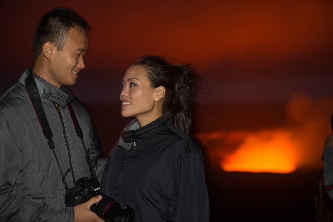 TwilightVolcano VolcanoNight 2