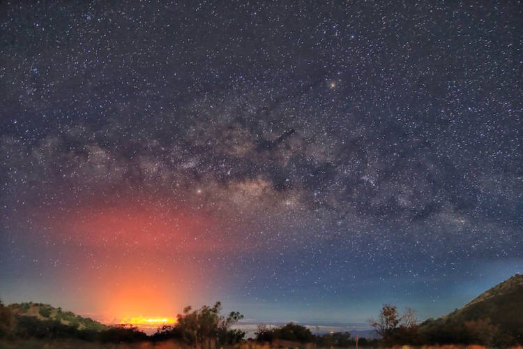 Twilight Volcano And Stargazing Tour